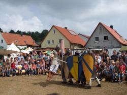 Mittelalterspektakel 2010